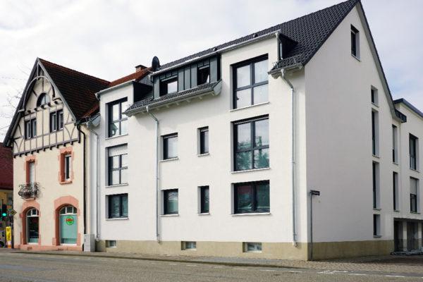 5-Familienhaus in Rastatt, Kohlenstraße
