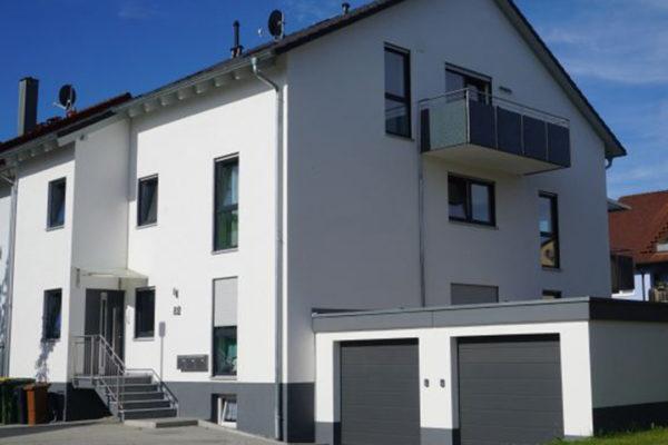 Doppelhaus in Rastatt-Plittersdorf, Rödereckring